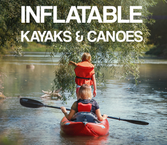 Inflatable Canoes and Inflatable Kayaks